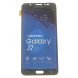 LCD+Touch screen Samsung J710 Galaxy J7 (2016) black originalas
