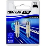 Lempa auto LED SV8.5 12V 0.5W 36mm NEOLUX