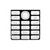Klaviatūra Nokia 206 white HQ