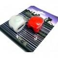 LED žibintai dviračiui Tiross TS-658 white/red