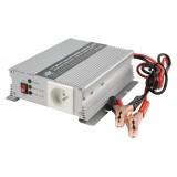 Įtampos keitiklis 12V->230V 600/1500W HQ-INV600W/12F