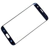 LCD stikliukas Samsung G930 Galaxy S7 blue HQ