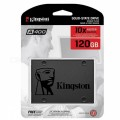 "Kietasis diskas Kingston A400 2,5"" SSD 120GB 500/320MB/s SATA"