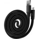 Laidas USB-USB micro (K-K) 0,8m Devia Ring Y1