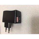 Tinklo įkroviklis 220V 5V 3A USB PSE50141