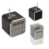 Nešiojamas bluetooth garsiakalbis MP3, USB, FM Radio