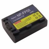 Akumuliatorius vaizdo kamerai Sony NP-FP50 7,2V 680mAh
