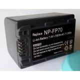 Akumuliatorius vaizdo kamerai Sony NP-FH70 7,4V 1600mAh