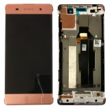 LCD+Touch screen Sony F3111 Xperia XA rose (O)