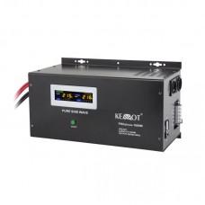 Nepertraukiamas maitinimo šaltinis 12V 1600W Kemot
