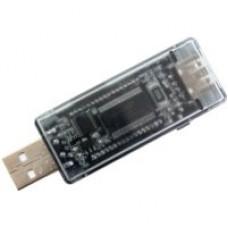 USB įtampos ir srovės matuoklis AK306C