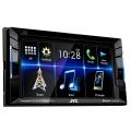 "Automagnetola JVC KW-V230BT iPod/iPhone, DVD, Bluetooth, 6,2"""
