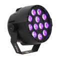 Prožektorius Ibiza Light PAR-MINI-UV UV LED 12x2W