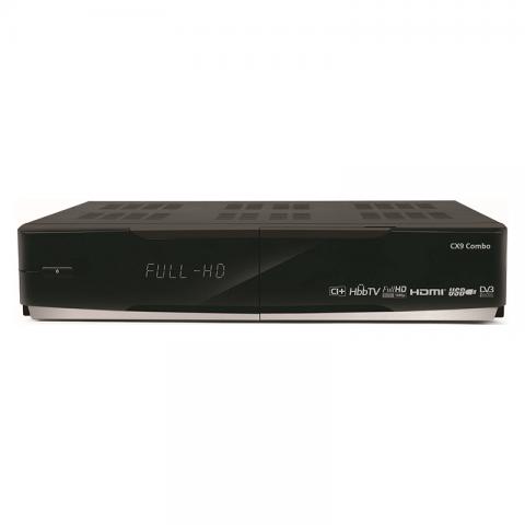 USB DVB-T2, C imtuvas OPENBOX SX9