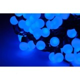 Lemputės kalėdų eglutei LED Vipow ZAR0325 20m blue