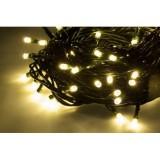 Lemputės kalėdų eglutei LED Vipow ZAR0447 10m warm white