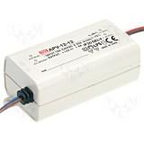 LED maitinimo šaltinis 24V 0,5A 12W IP42 APV-12-24