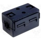 Užsegamas feritinis filtras kabeliui 5.5-6.5mm