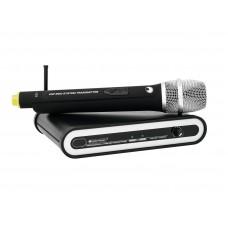 Bevielis mikrofonas Omintronic UHF-201 Wireless mic system 863.420Mhz