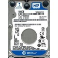 """Kietasis diskas 2,5"""" 500GB Sata III 5400RPM HDD 16MB WD Blue"""