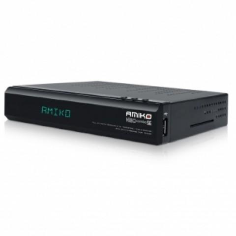 Imtuvas SAT DVB-T2/C Amiko Neo Combo SE