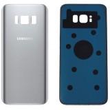 Galinis dangtelis Samsung G950 Galaxy S8 silver HQ