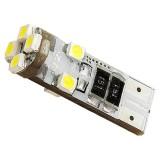 Lempa auto LED T10 W5W su 8LED 1,9W