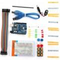 Mokomasis elektronikos rinkinys-išmaniosios grandinės su ATmega328P mikrovaldikliu