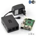 Rinkinys Raspberry Pi 3 Wi-Fi, bluetooth
