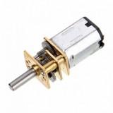 Mini DC variklis su reduktoriumi (30RMP)+ratas
