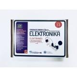 Mokomasis elektronikos rinkinys-elektrinės grandinės
