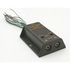 Audio signalo lygio keitiklis