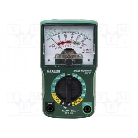 Analoginis multimetras Extech 38073A