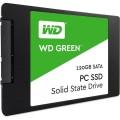 """Kietasis diskas 2,5"""" SSD 120GB SATA III WD Green"""