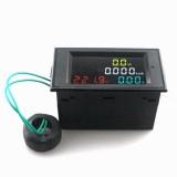 Multifunkcinis voltmetras-ampermetras 80-300V 0,01-100A