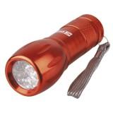 Žibintuvėlis EMOS metalinis 9 LED 3xAAA
