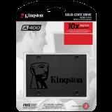 "Kietasis diskas Kingston A400 SSD 2,5"" 480GB SATA3"