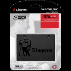 "Kietasis diskas SSD 2,5"" 480GB SATA3 Kingston A400"