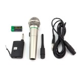 Belaidis mikrofonas 100Hz-10000Hz