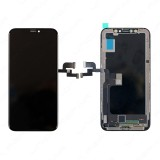 LCD+Touch screen iPhone X black (O)