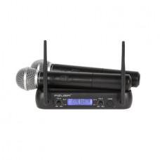 Bevieliai mikrofonai Azusa WR-358LD 170-270 MHz