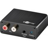 Audio konverteris iš skaitmeninio į analoginį signalą Goobay