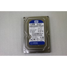 """Kietasis diskas WD 3,5"""" 1TB Sata III 7200RPM HDD 64MB"""