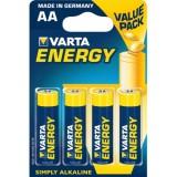 Galvaninis elementas AAA Varta 1,5V LR03 Energy