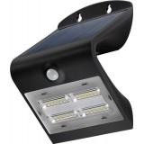 LED lauko šviestuvas su saulės baterija ir judesio davikliu 3,2W Goobay