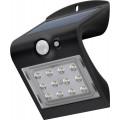 LED lauko šviestuvas su saulės baterija ir judesio davikliu 1,5W Goobay