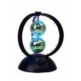 Disco kamuolys su LED apšvietimu Voice Kraft MBL03-2-LAM