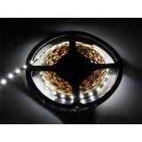LED juosta 12V 14.4 W/m IP33 šaltai balta