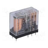 Relė F1858H4-5A (24VDC 5A/230VAC) OMRON