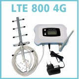 GSM retransliatorius LTE800 4G (kaimo vietovėms)